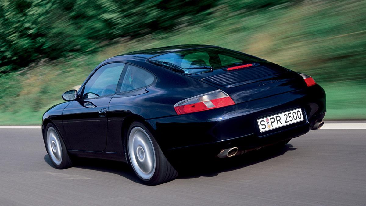 Coches de película: Porsche 911 Carrera (II)