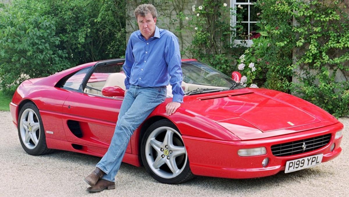 Ferrari F355 GTS de Clarkson