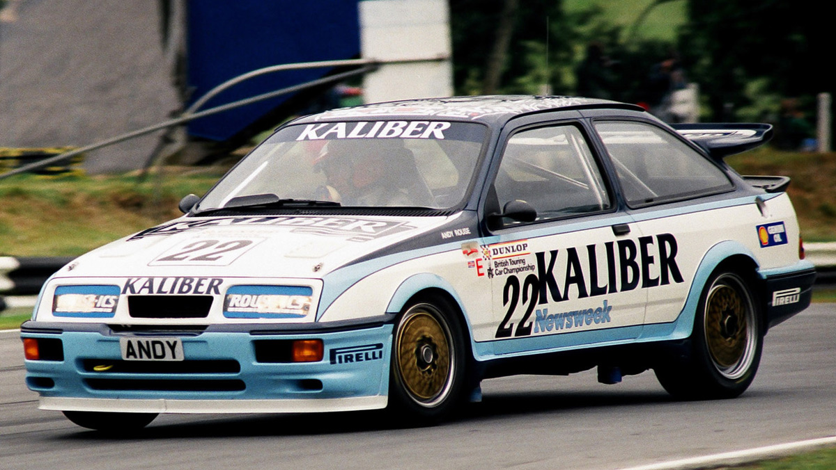 Grupo A: Ford Sierra RS Cosworth (II)