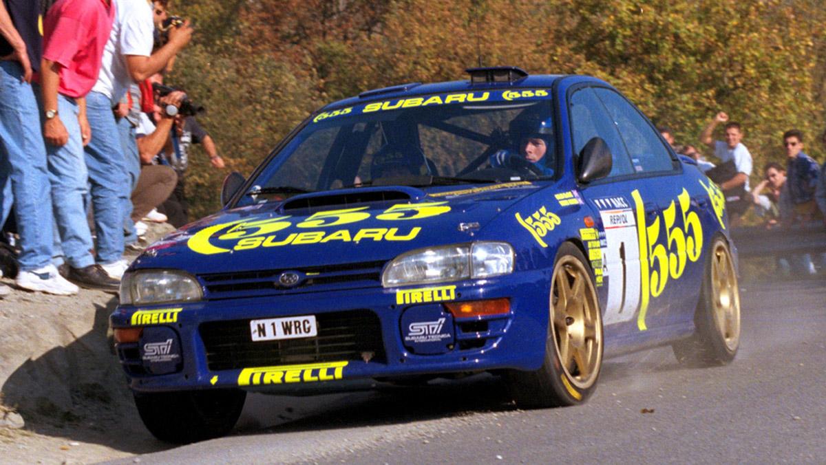 Grupo A: Subaru Impreza (II)