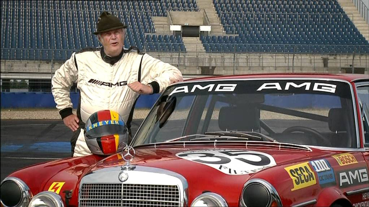 Hans Heyer, el polizón de la F1
