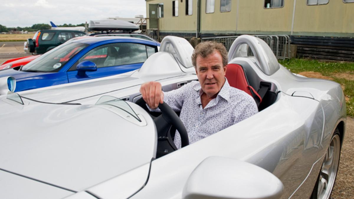 Jeremy Clarkson special car