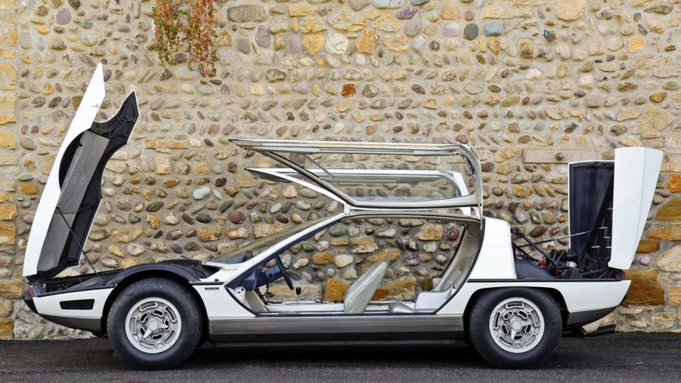 El Lamborghini Marzal