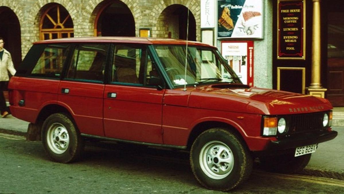 Land Rover Range Rover 1985