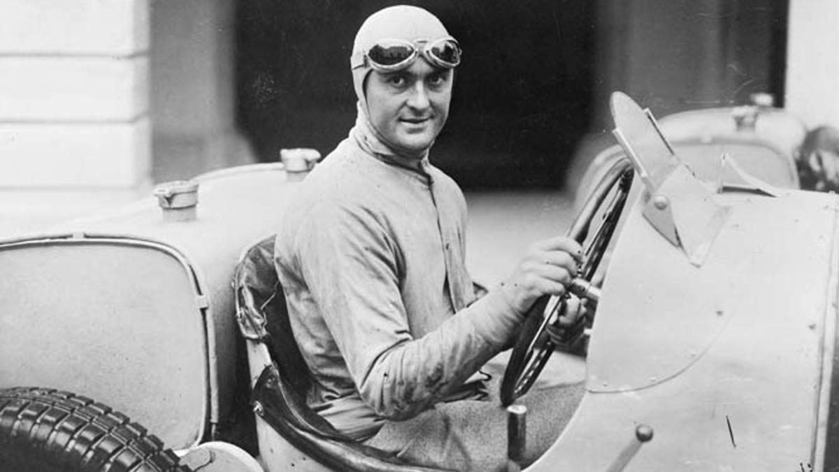 Louis Chiron, el yayo de la F1