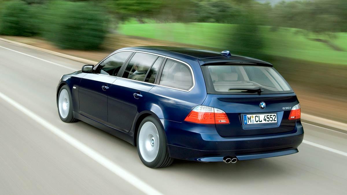 BMW 530i Touring familiar gasolina lujo