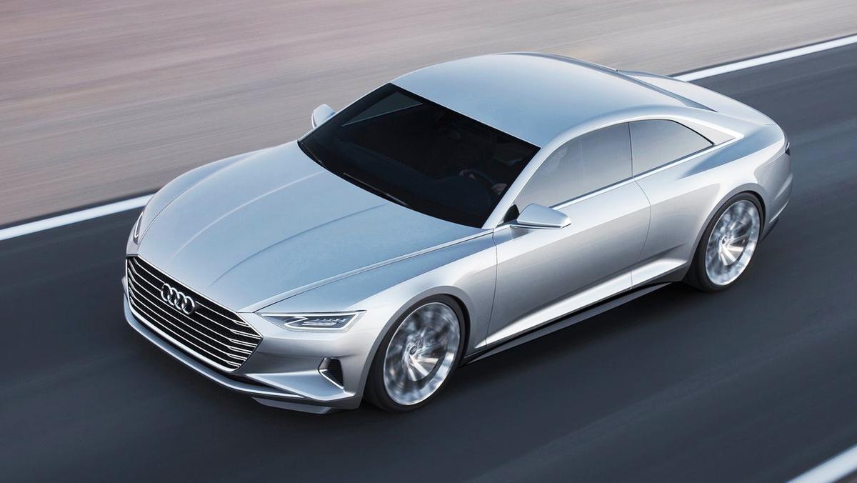 Las novedades de Audi para el Salón de Frankfurt 2017 - Audi A7... ¿derivado del Prologue Concept?