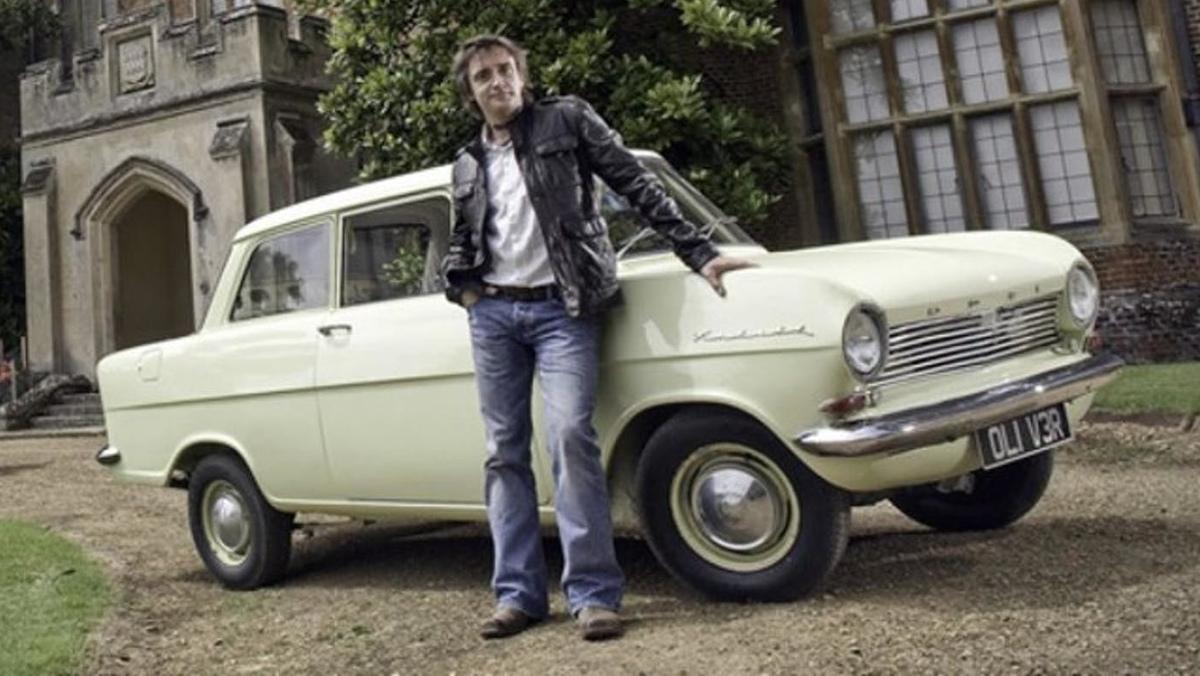 El Opel Kadett del 63 de Richard