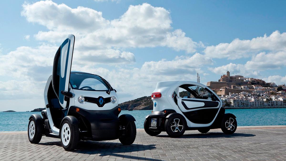 Puertas de coche: Renault Twizy (II)