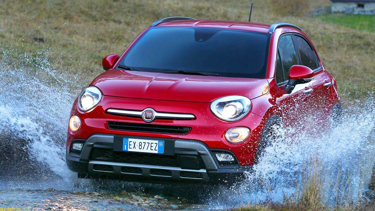 Los rivales del Dacia Duster 2018 - Fiat 500X