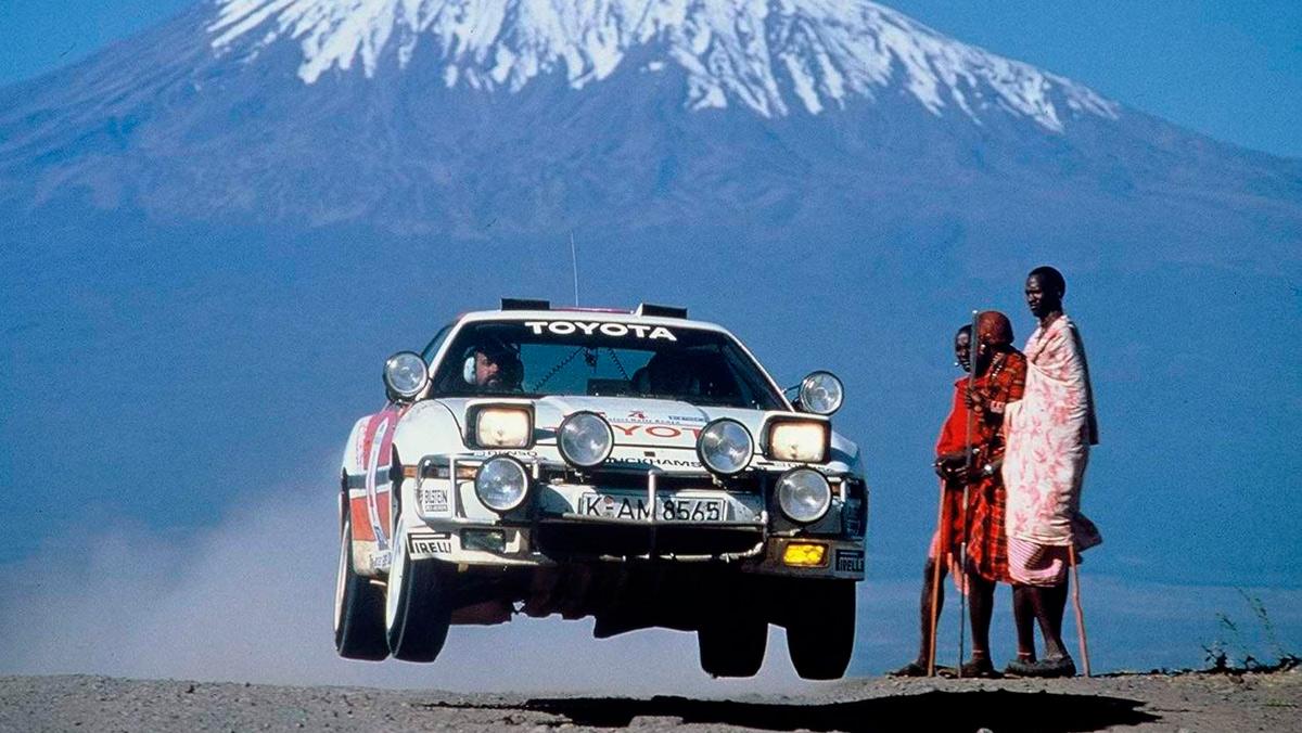 Los 10 mejores Toyota de rallys: Toyota Celica GT4