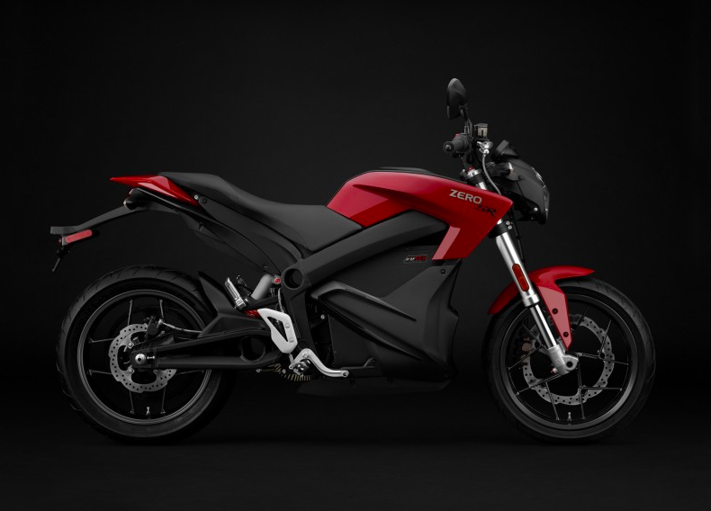 Zero SR 2017 moto eléctrica