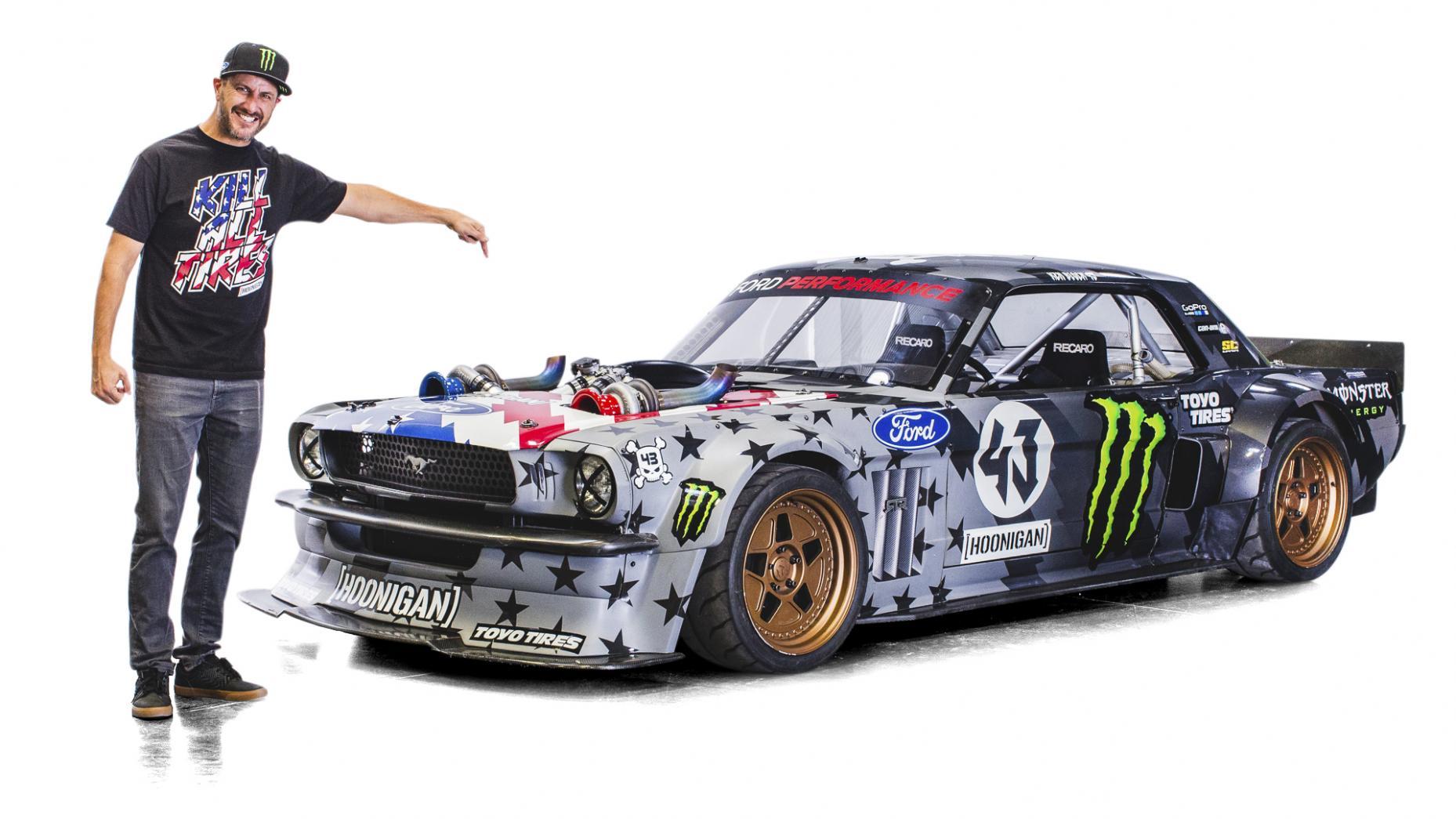 Los coches de Ken Block (VIII)