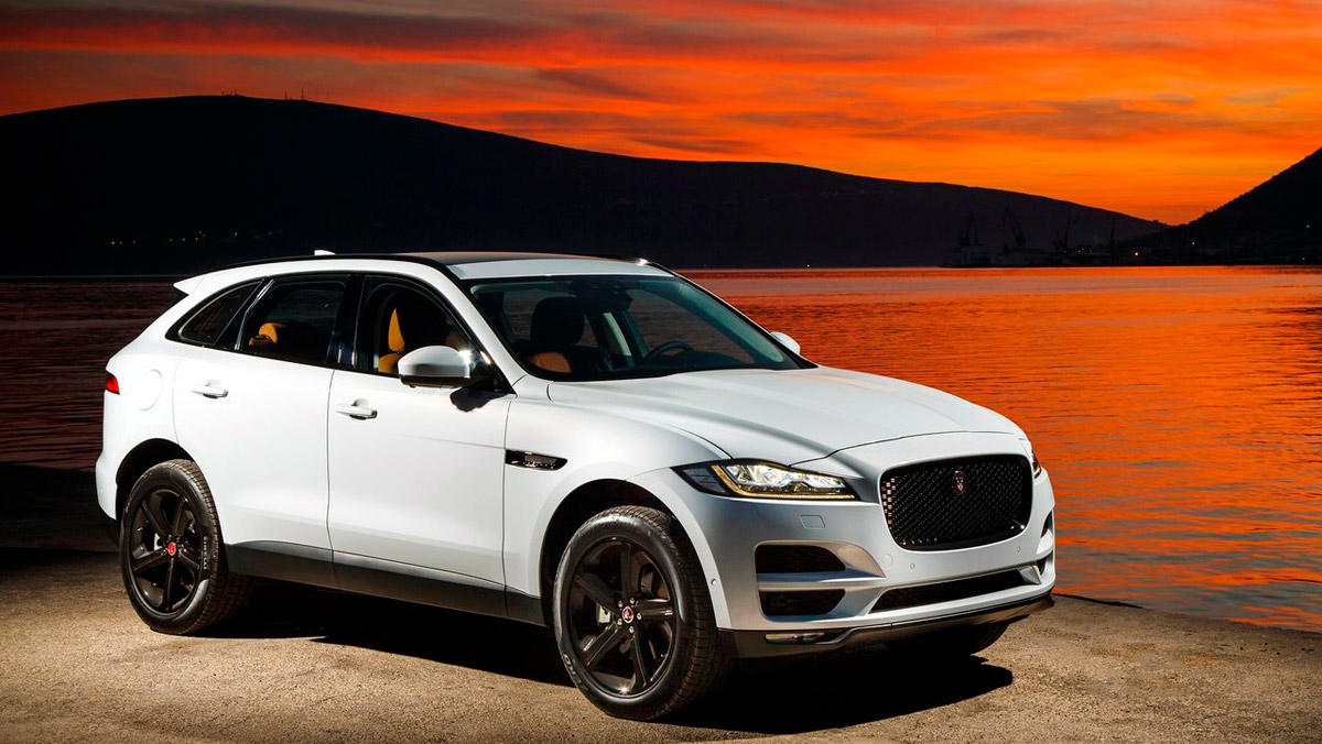 Coches menos fiables: Jaguar F-Pace (II)