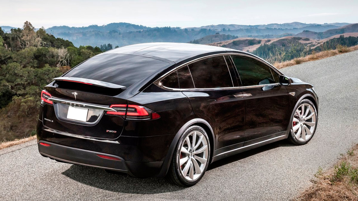 Coches menos fiables: Tesla Model X (II)