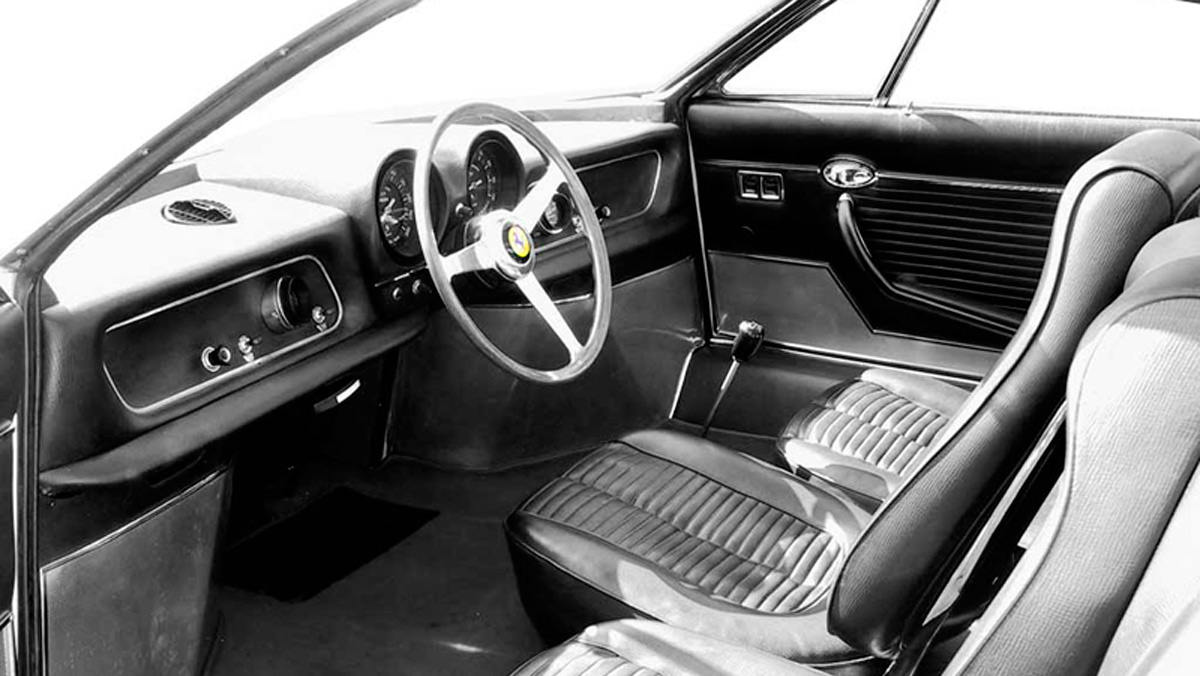 Coches que no conoces: Ferrari 365 P Berlinetta Speciale (II)