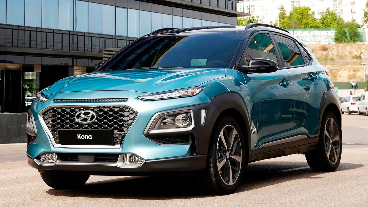 Comprar coche familiar: Hyundai Kona (II)