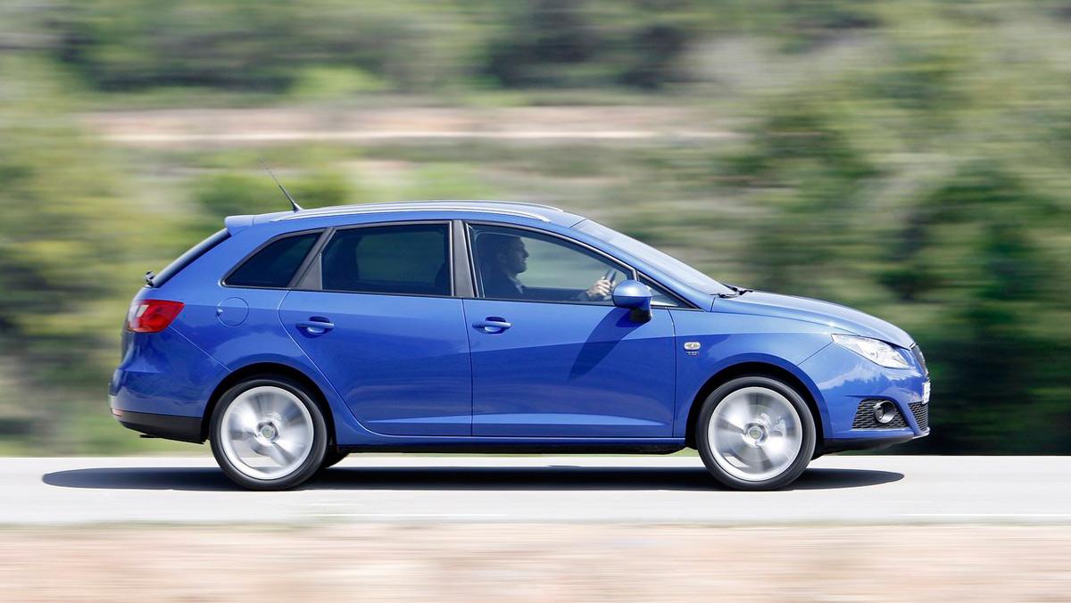 Comprar coche familiar: Seat Ibiza ST (II)
