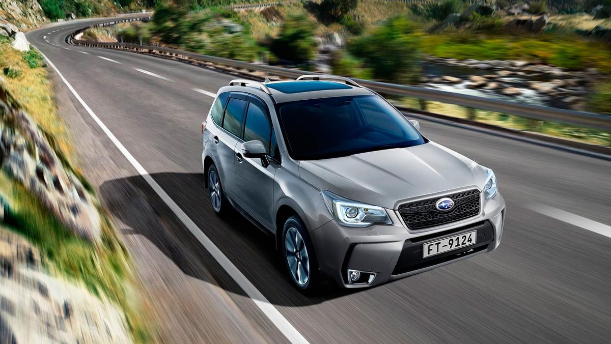Comprar coche familiar: Subaru Forester (II)