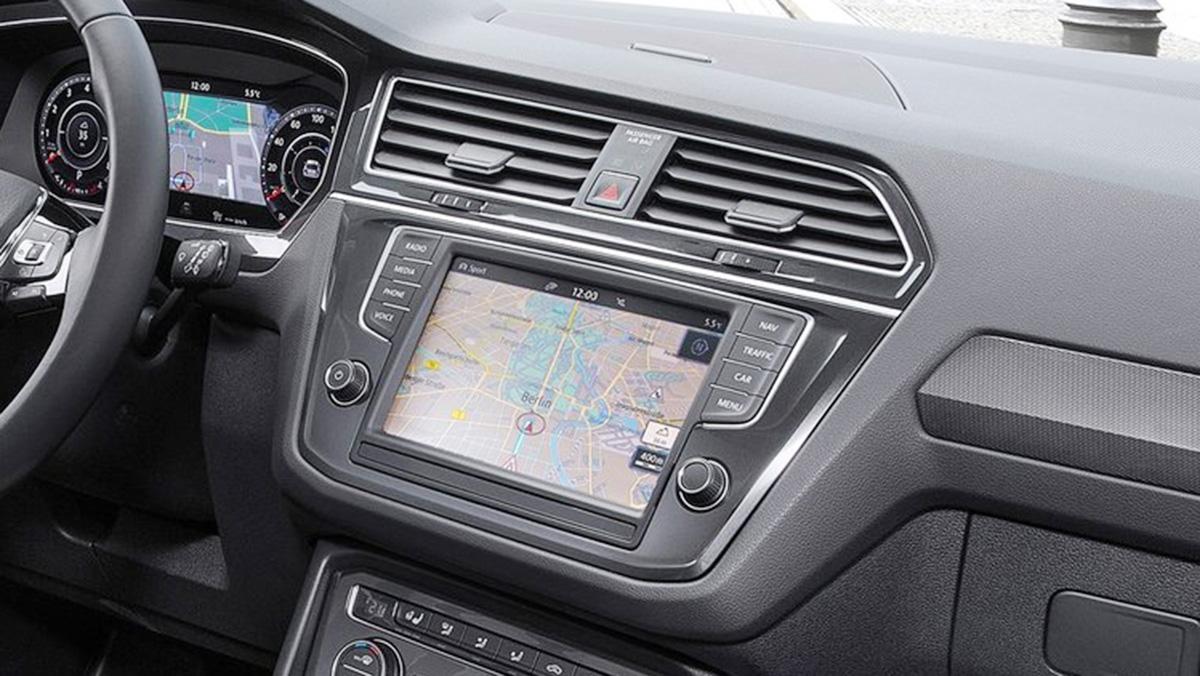 Creamos el SUV perfecto - Infoentretenimiento: Volkswagen Tiguan
