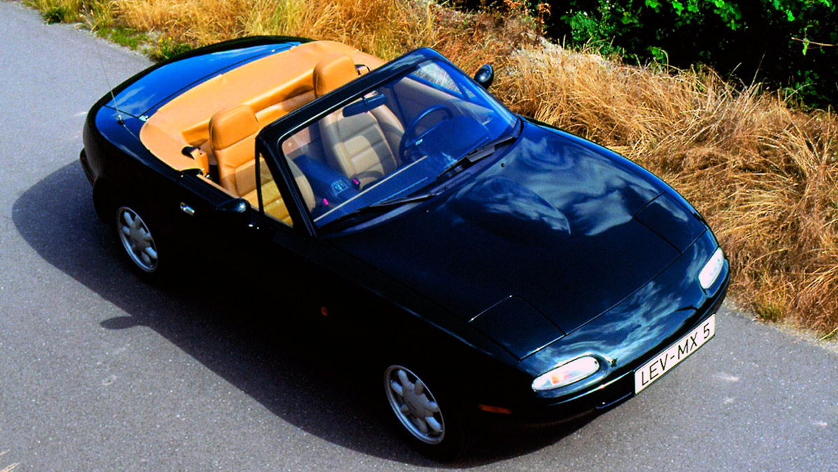 Descapotables clásicos: Mazda MX-5 (II)