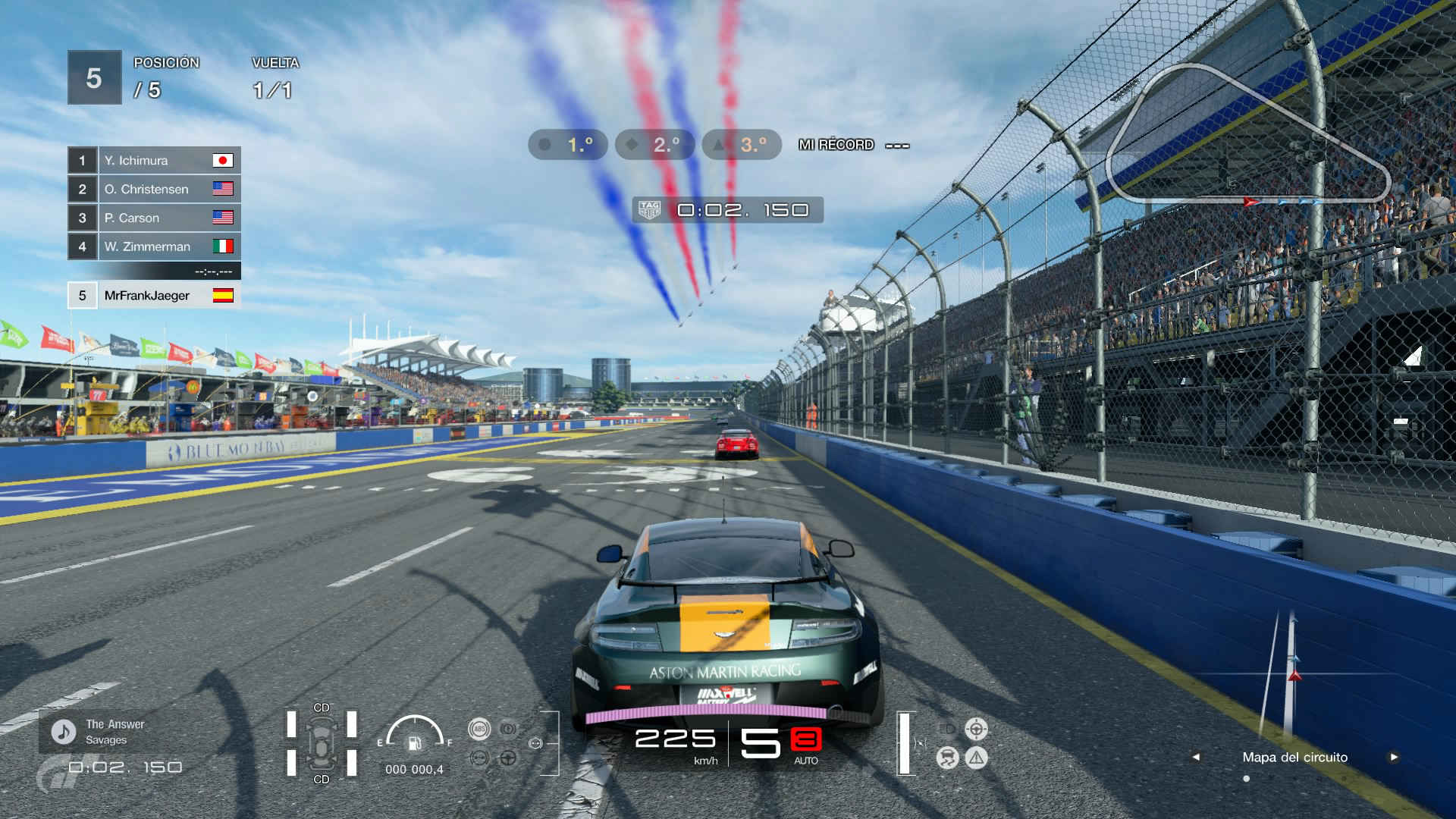 GT Sport Carrera