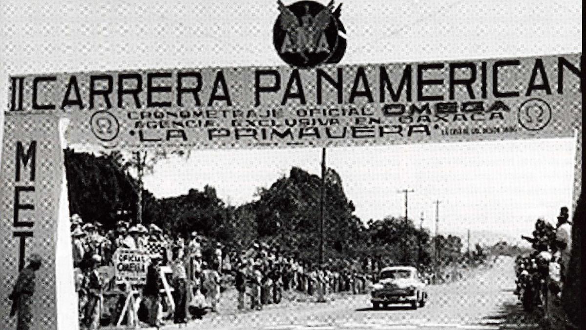 Historia de la Panamericana