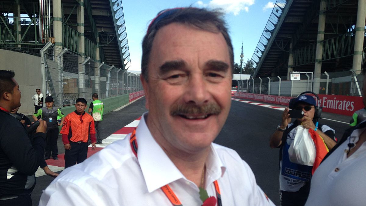 Mansell Mexico