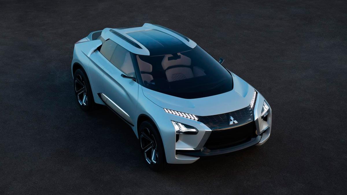 Mitsubishi e-Evolution Concept (II)