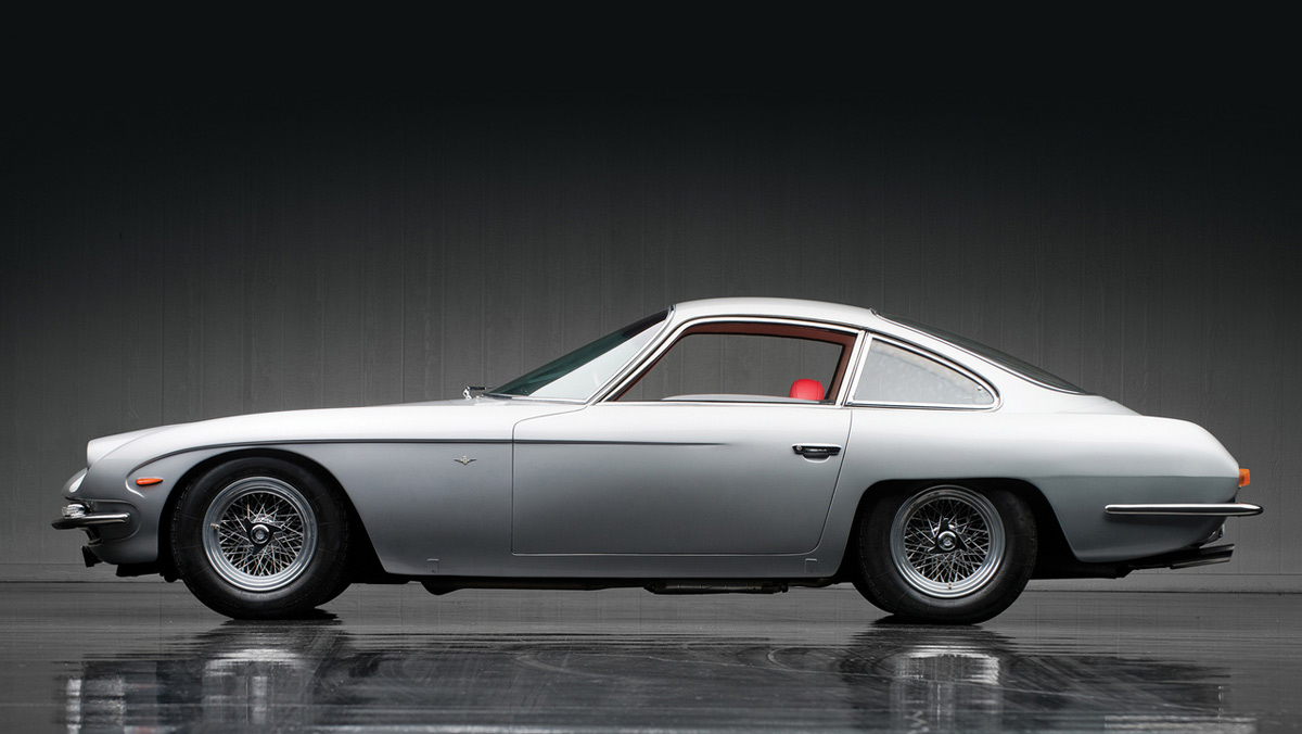 Primer Lamborghini: 350 GT (II)