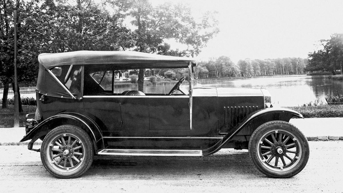 Primer Volvo: OV 4 (II)