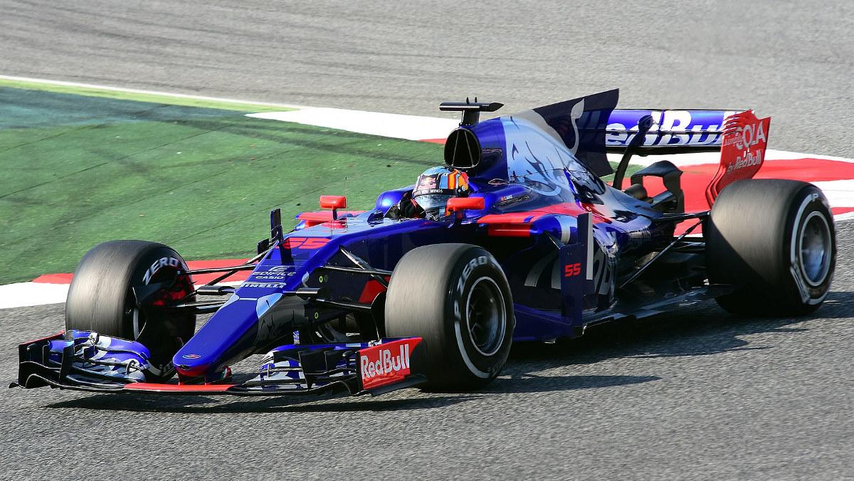 Toro Rosso STR12 Artes Max