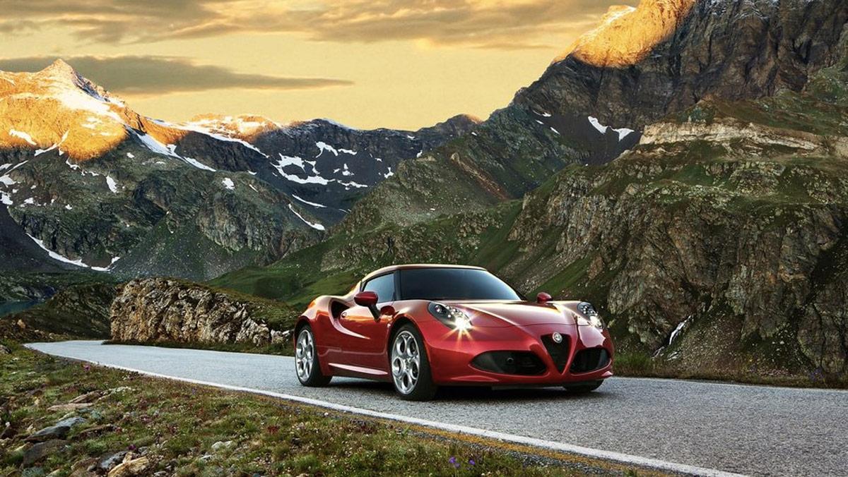 Alfa Romeo 4C (II)