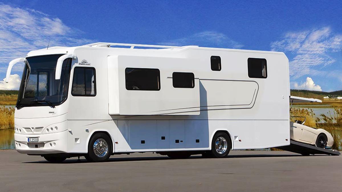 Las autocaravanas más lujosas del mundo - Vario Perfect 1100 SH