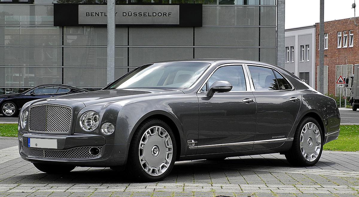 Bentley_Mulsanne_M93 vía Wiki