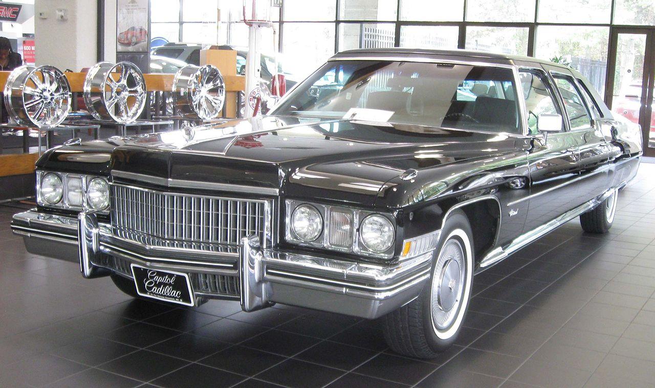 Cadillac_Fleetwood_--1973 Autor IFCAR