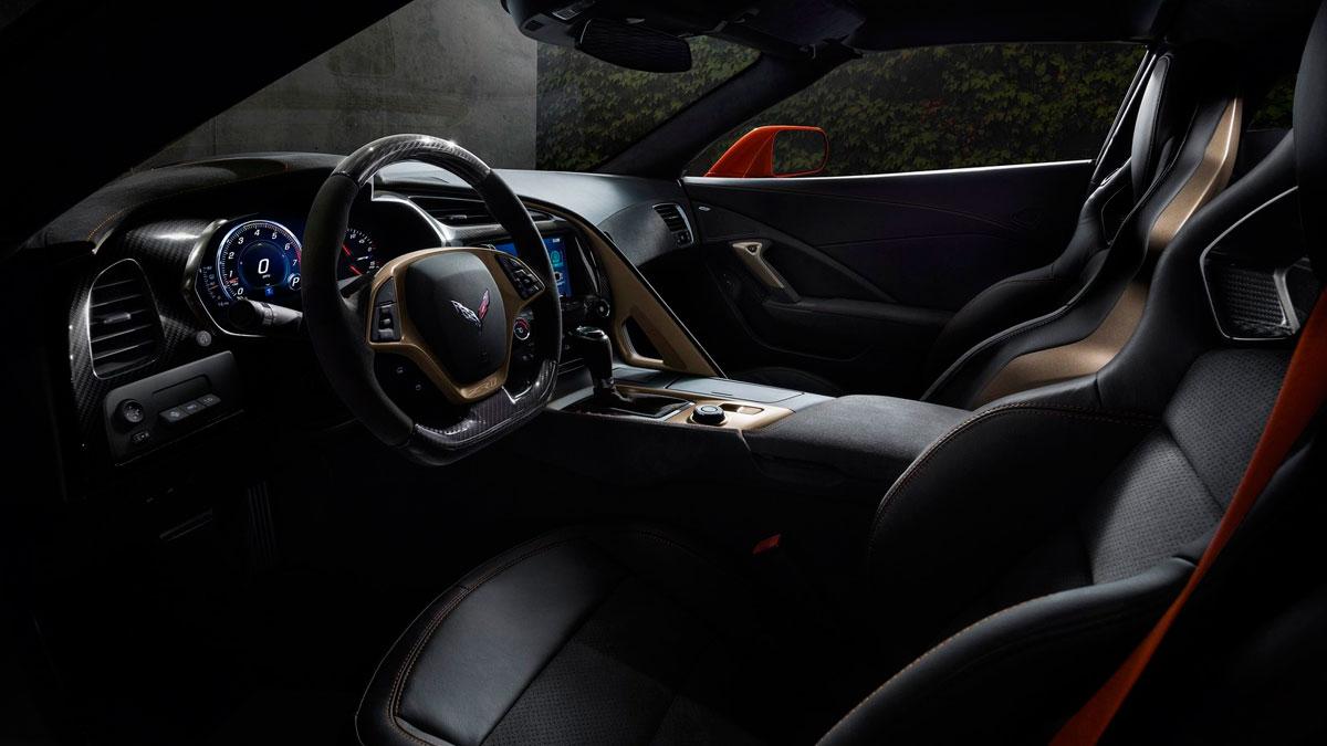 Chevrolet Corvette ZR1 2018 superdeportivo