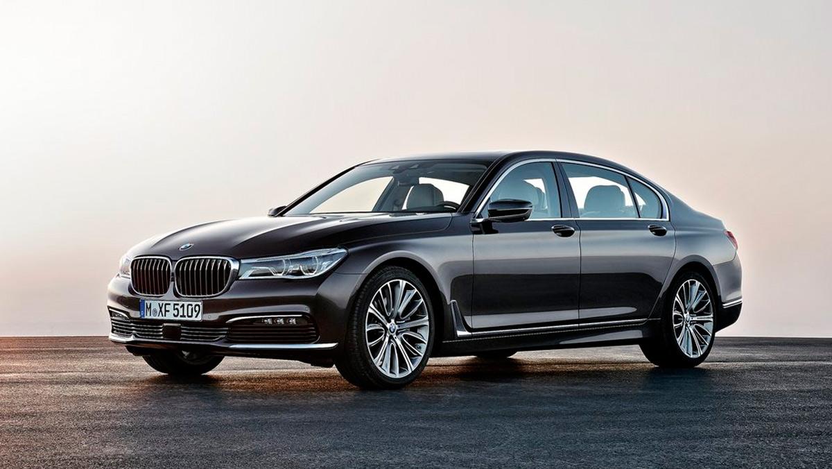 Los coches más caros de BMW: BMW Serie 7
