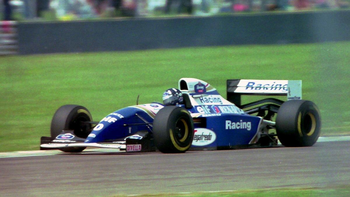Damon Hill, el cero de la F1