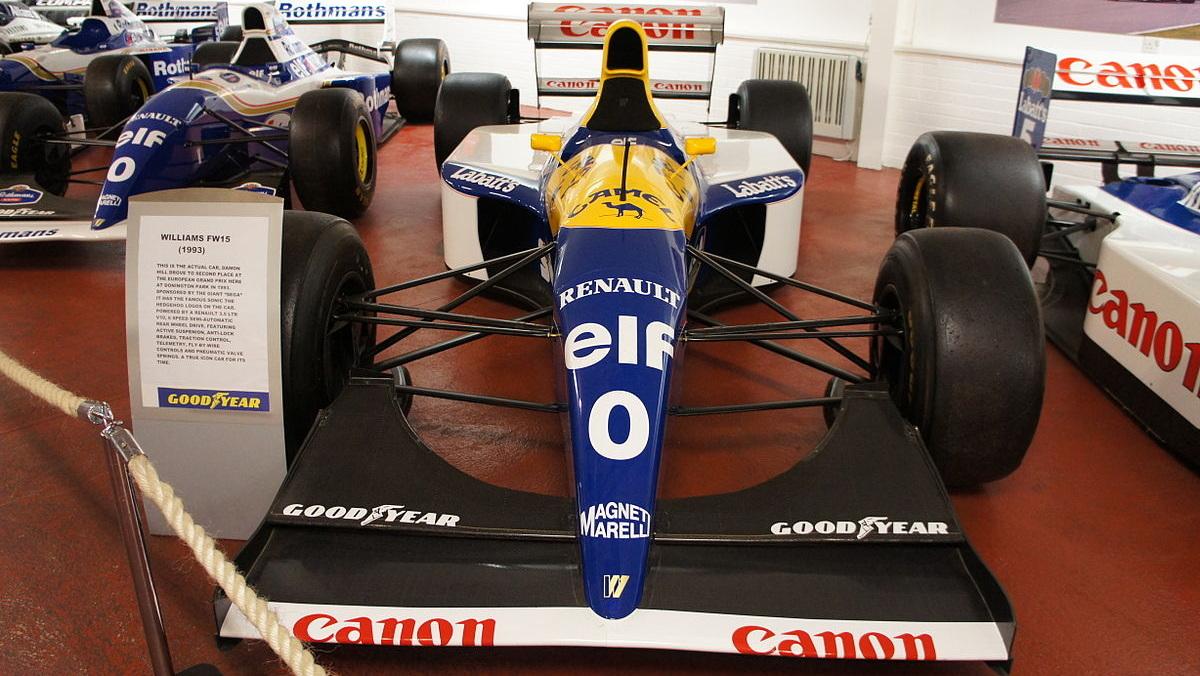 Los dos números ceros de la F1