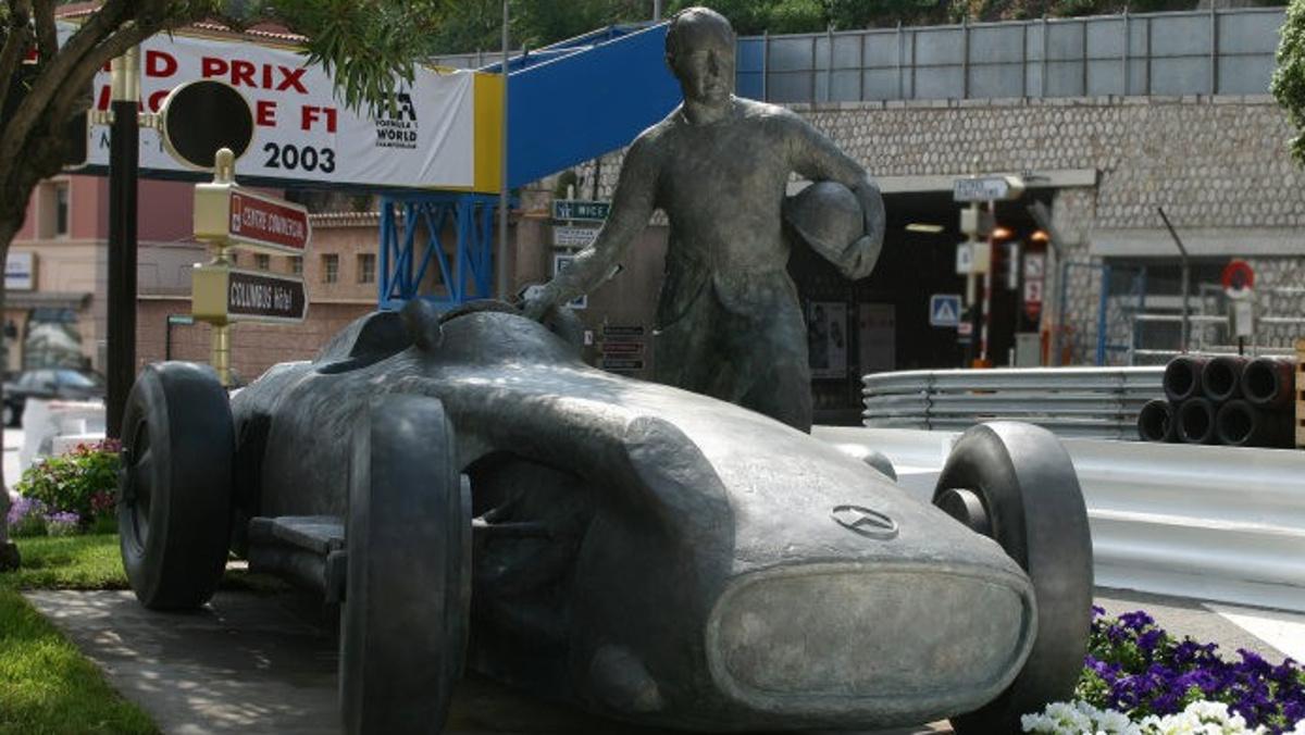 Fangio Mónaco
