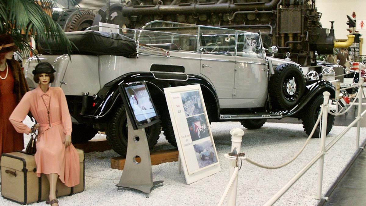 Mercedes_Benz_G-4_(1938)_rearFranco