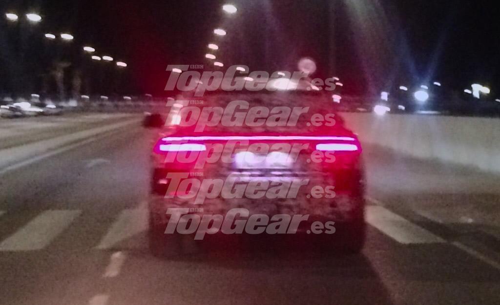 Así serán las luces del nuevo Audi Q8