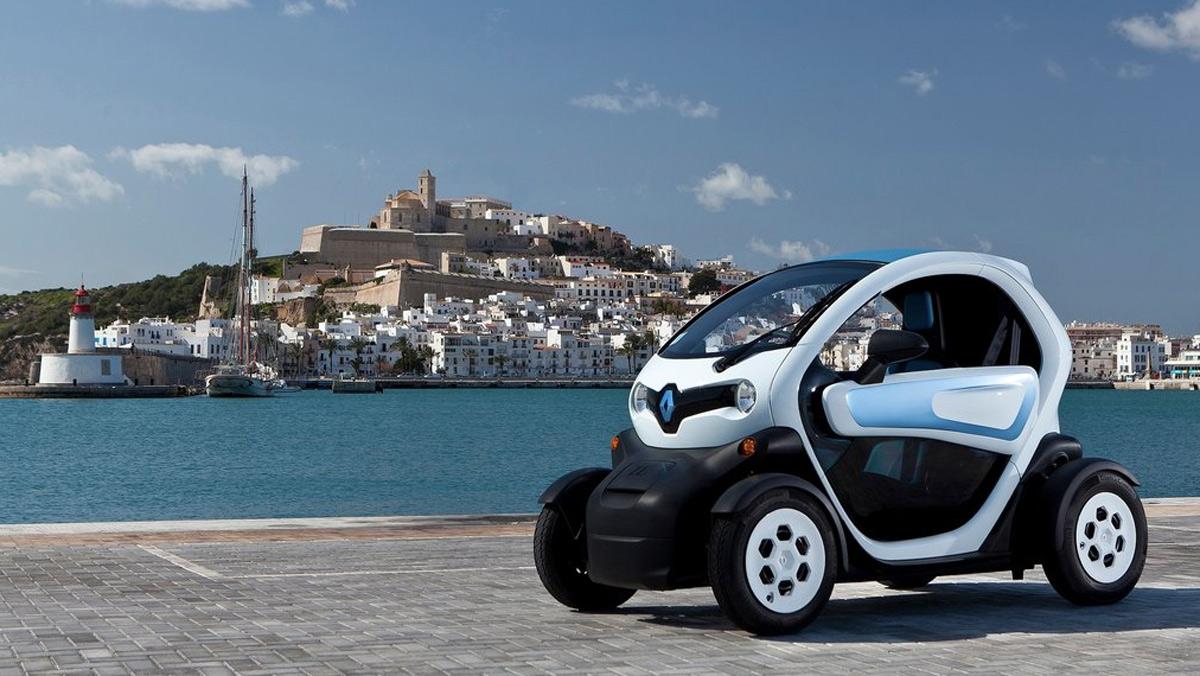Renault Twizy (II)