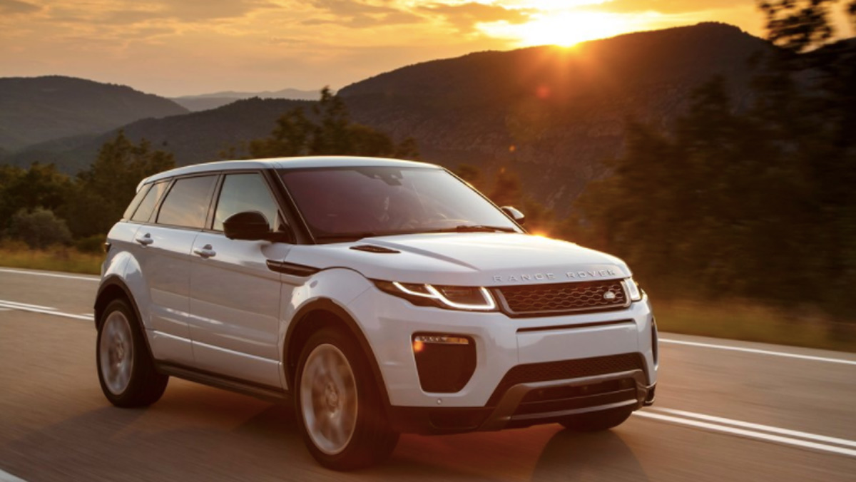 Rivales Jaguar E-Pace: Range Rover Evoque (II)