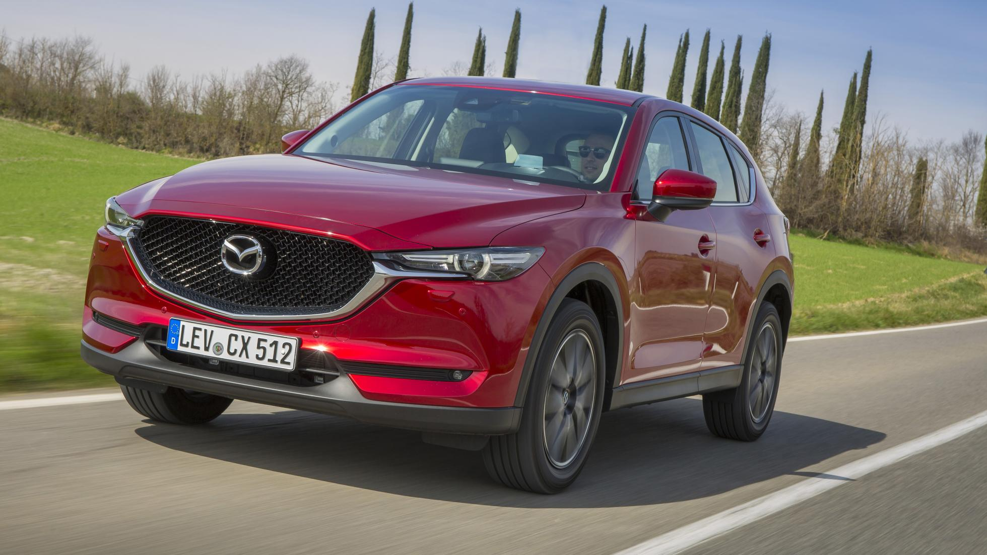 Rivales del Mitsubishi Eclipse Cross: Mazda CX-5