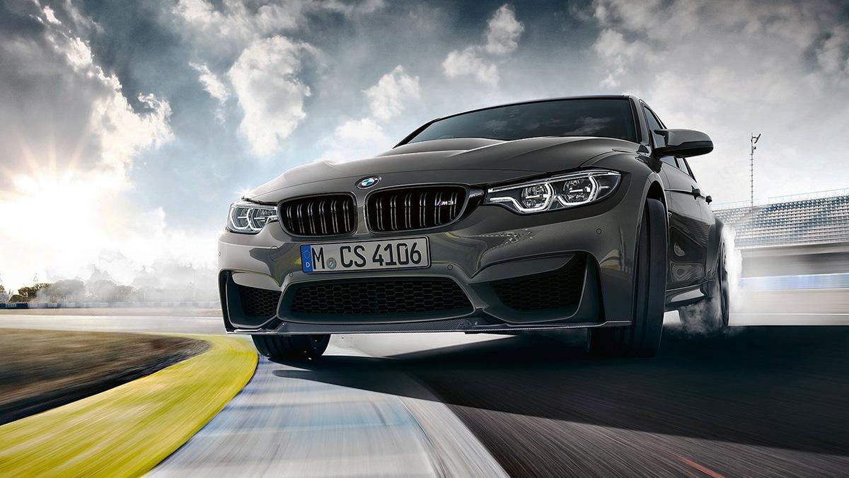 Todas las novedades del Salón del Automóvil de Los Ángeles 2017 - BMW M3 CS