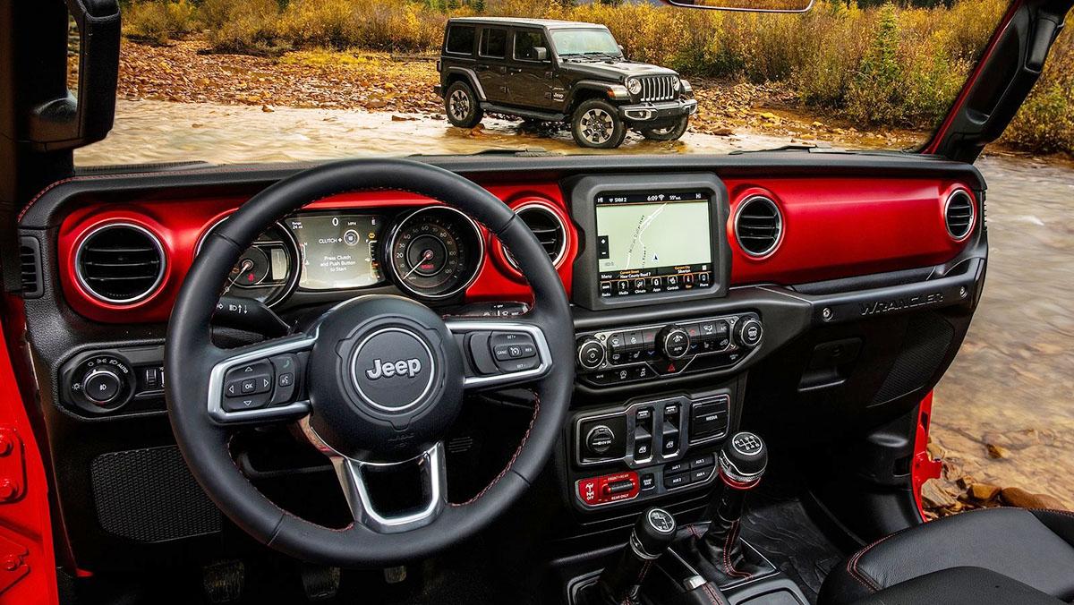 Todas las novedades del Salón del Automóvil de Los Ángeles 2017 - Jeep Wrangler