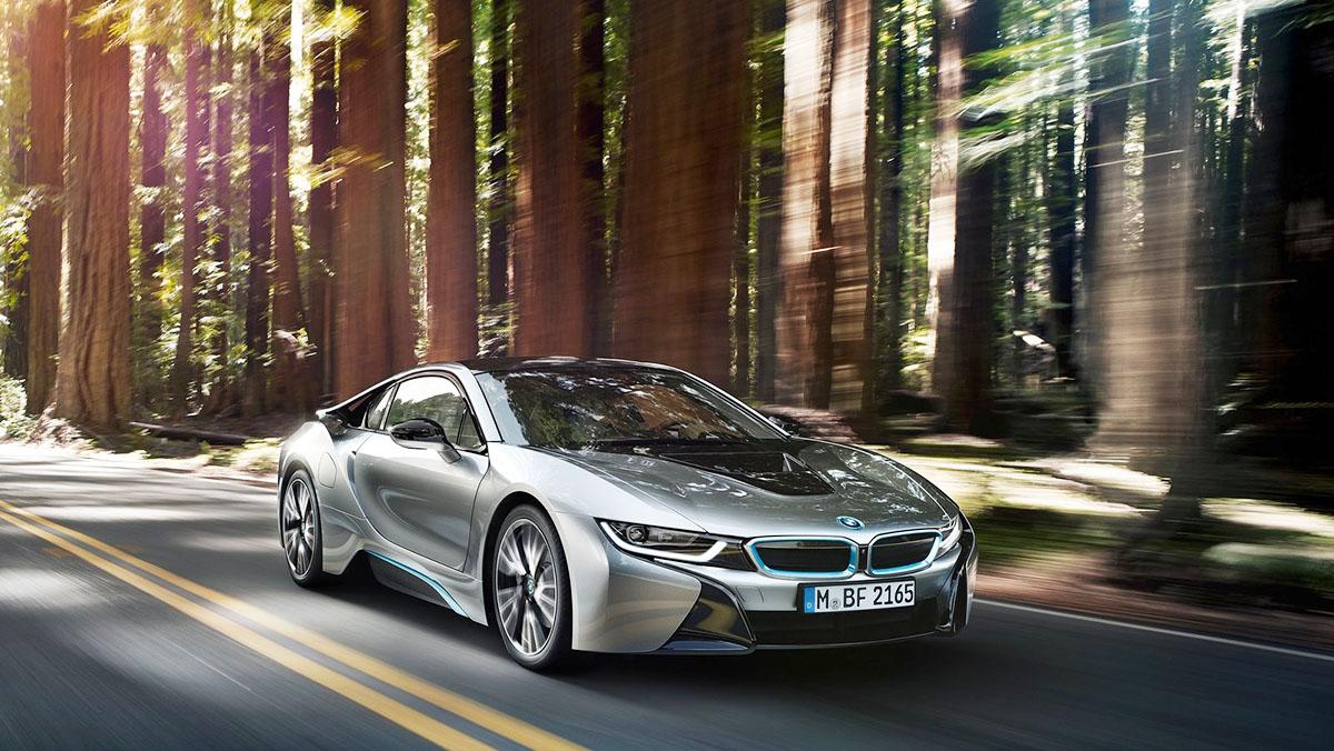 Todos los coches híbridos que puedes comprar - BMW i8