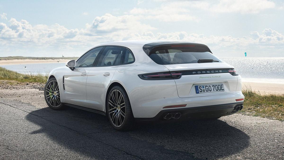 Todos los coches híbridos que puedes comprar - Porsche Panamera